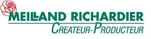logo meilland richardier créateur producteur de roses