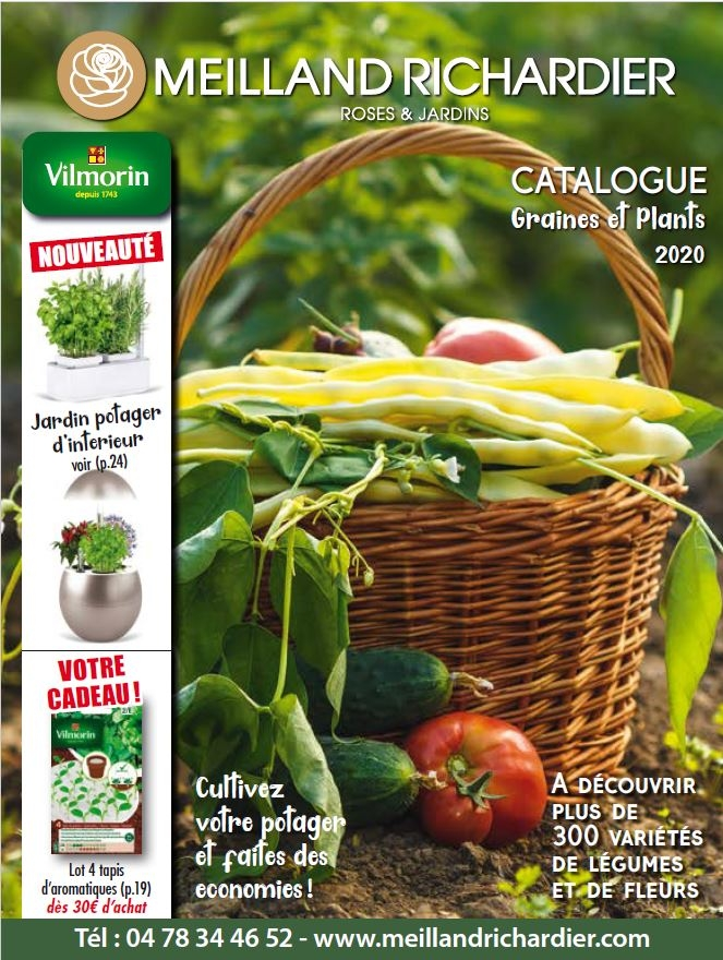 Catalogue Graines 2020