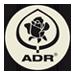 Logo ADR (Allgemeine Deutsche Rosenneuheitenprüfung)