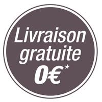 Livraison gratuite 0€