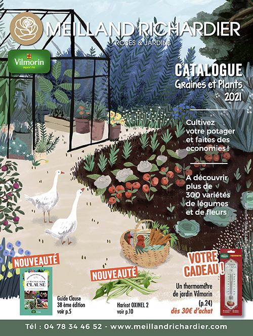 Catalogue Graines 2021
