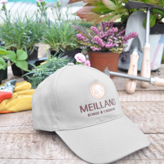 Casquette MEILLAND ® taupe